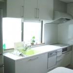 新 キッチン