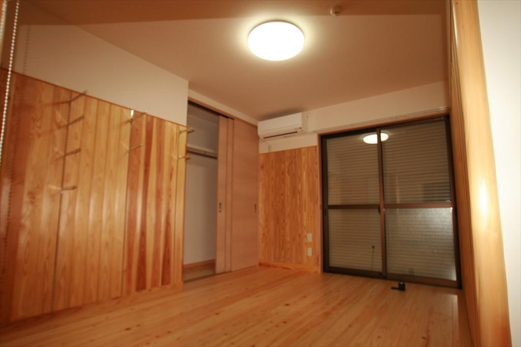 アパート室内 after